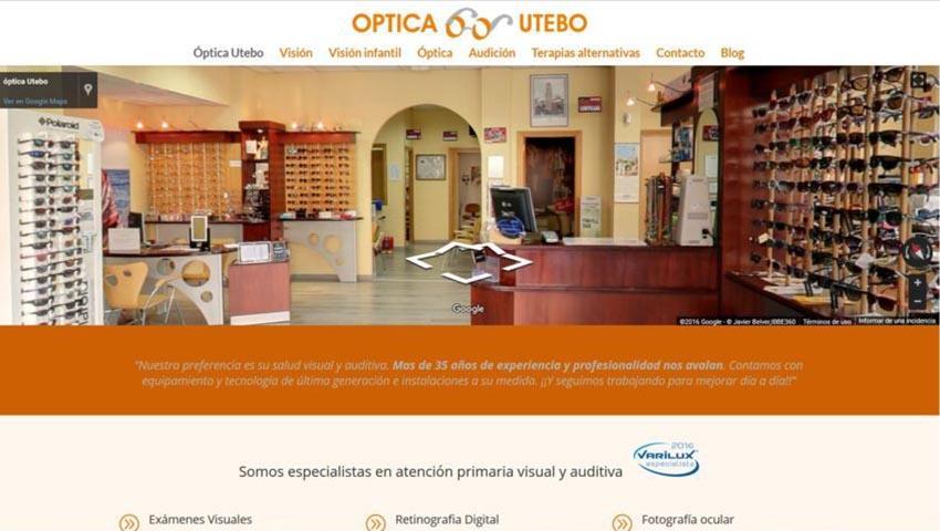Óptica Utebo