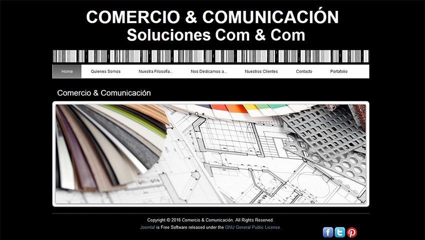 Comercio y Comunicación