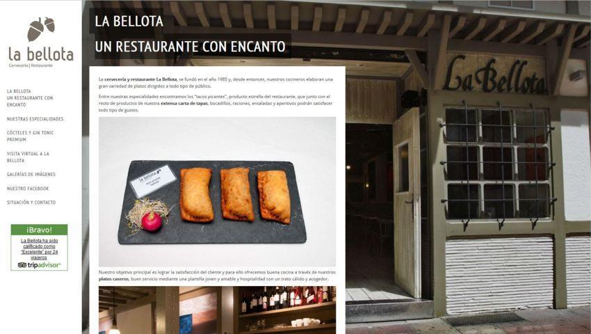 Restaurante La Bellota